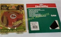 Grass Gator brush cutter trimmer head and