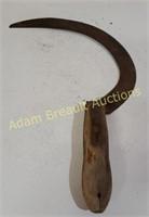 Antique corn knife