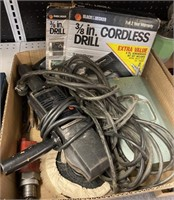 Online Only! Box Lots & More Auction 10/19/2020 @ 4PM