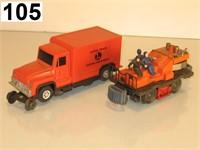 Model Trains & Train Accessories Auction