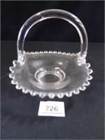 Candlewick Basket