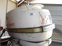 Johnson Electromatic Super Seahorse motor