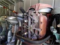 Johnson RD18C Boat motor