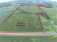 Ron & Linda Myers Land Auction