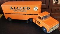 Tonka Allied Van Lines Truck and Trailer