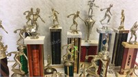Collection of  Assorted Trophies