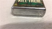 Zippo & other Assorted Lighters