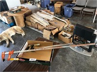 Online Auction- New Tools, Sporting Goods & More