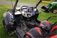 2012 Polaris RZR 800 4 seater Robbie Gordon edit..
