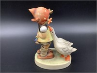Goebel Hummel Goose Girl HUM 47 3/0
