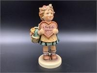 Hummel Spec Ed. #1 Valentine Gift HUM 387