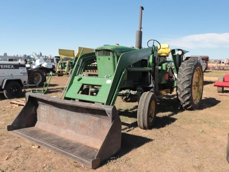 1970 JD 3020 Tractor #133971