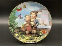 Hummel Surprise Porcelain Plate
