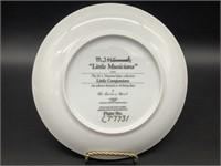 Hummel Little Musicians Porcelain Plate