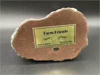 Farm Friends Hummelscape