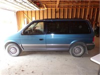 1993 Plymouth Van
