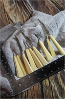 Vintage Manicure Tools Files Tuskaloid