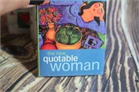 Lot of Great Books Quotes from Great Women.....