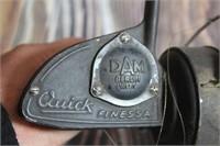 Vintage Dam Quick Finessa Spinning Reel