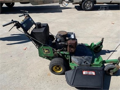 John Deere Walk Behind Lawn Mowers For Sale 130 Listings Tractorhouse Com Page 1 Of 6