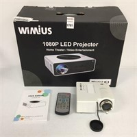 WIMIUS 1080P LED PROJECTOR