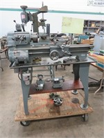HAND & POWER TOOLS, MACHINERY, FORKLIFT,  LATHES , STONE PAN