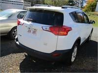 2014 Toyota Rav 4 XLE AWD SUV