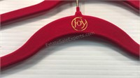Joy Mango Huggable Hangers Set of 17