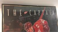 Red Wings Steve Yzerman Picture 20x16