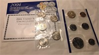 US 2004 Uncirculated Coin Set