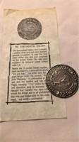 The 1776 Continental Dollar Reproduction