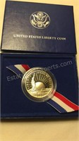 US 1986 Liberty Coin