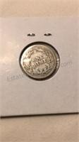4 US 1911-1916 Barber Dimes