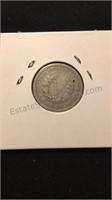 4 US No Cents Liberty Nickels