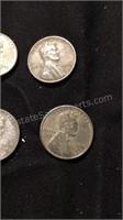 14 Wheat Pennies