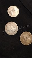 Assorted Foreign Coins