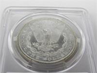 1885-CC US Morgan Silver Dollar