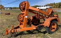 Fall Equpiment Auction