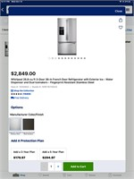 Palmyra NJ Home Improvement Auction 10/22