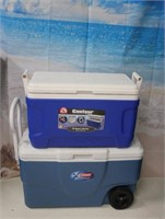 Lot of 2 Nice Coolers
