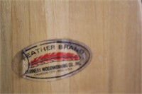 Feather Brand Wooden Oars