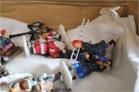Large Lot of Christmas Yard Accessories