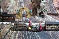 Home Towne Express Train w/ Tracks
