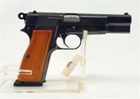 Browning Hi-Power 9mm Semi Auto Pistol