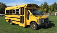 School Bus Auction