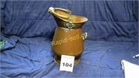 Vintage Copper Pitcher