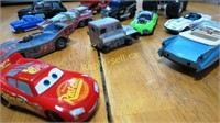 Assortment Of Toy Cars