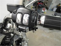 2009 H.D Sportster Wrapped Pipes Low -