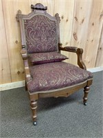 East Lake Style Parlour Chair
