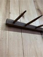 Primitive Wooden Rake
